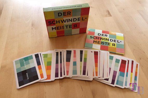 Gamely Games Der Schwindelmeister The Pretender