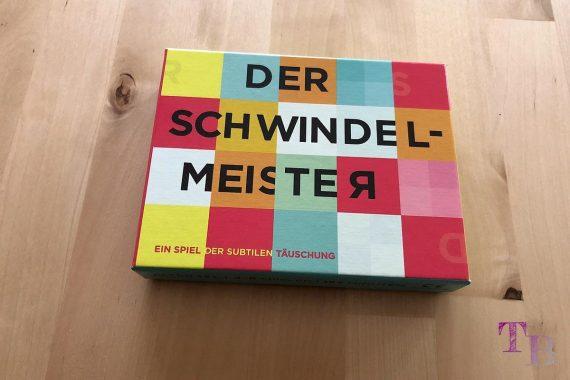 Gamely Games Der Schwindelmeister The Pretender Vorderseite