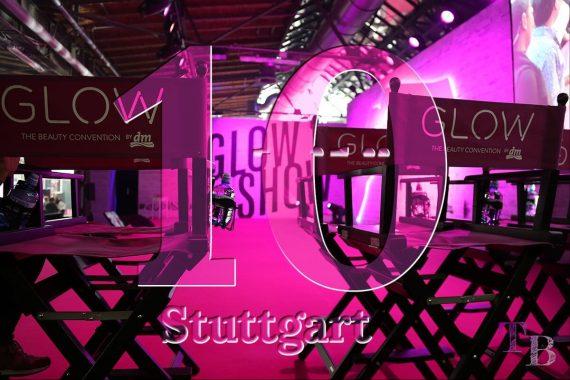 GLOW by dm Stuttgart Ankündigung 10. Jubiläum