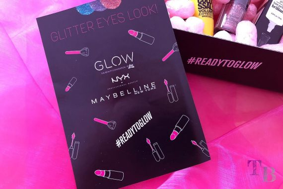 GLOW by dm Stuttgart #READYTOGLOW Box Eyes Look