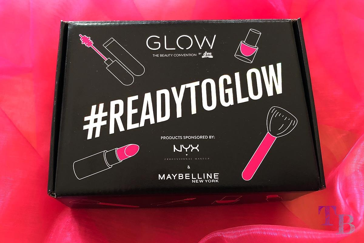 GLOW by dm Stuttgart #READYTOGLOW Box