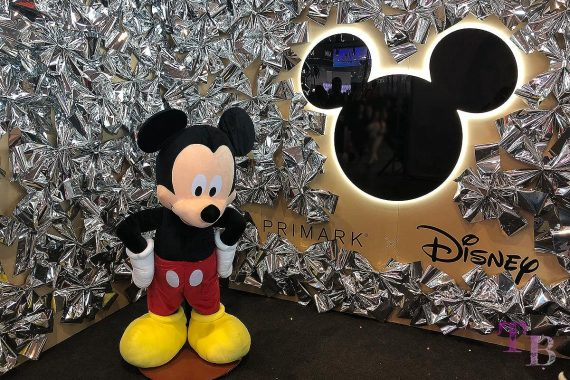 GLOW by dm Stuttgart Primark Disney