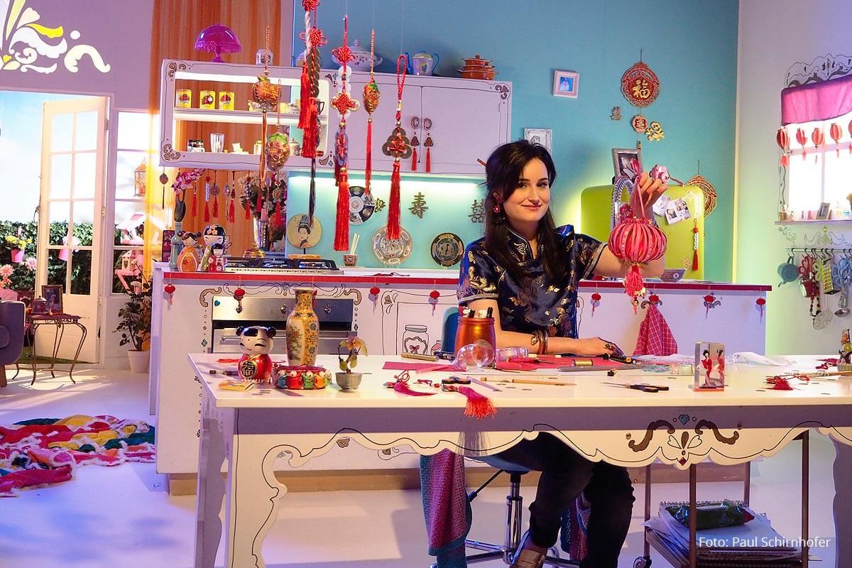 Jills Welt DIY Basteln Jill TV-Show Niederlande