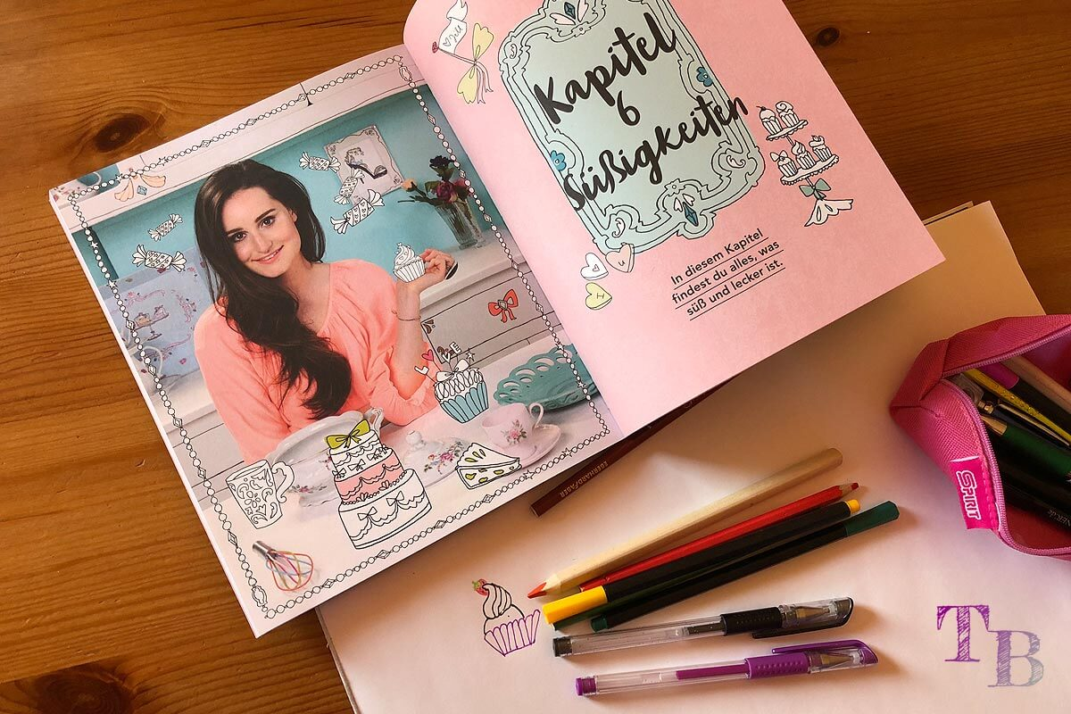 Jills Welt Zeichnen mit Jill Buch Einblicke