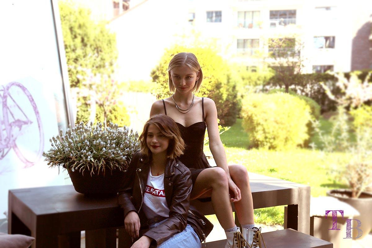 Wir sind jetzt Young Fiction-Serie TVNOW RTL2 Julia Wulf Lisa Marie Koroll