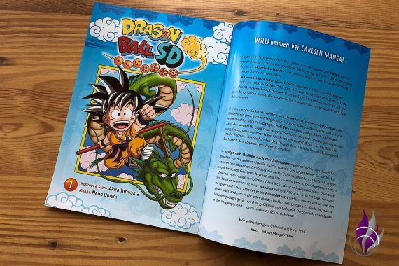 Gratis Comic Tag 2019 Dragon Ball Einblick
