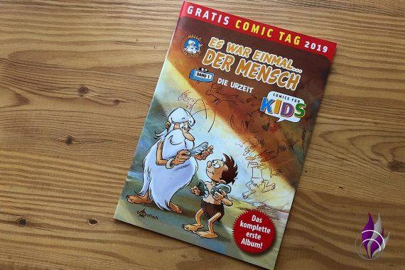 Gratis Comic Tag 2019 Es war einmal... Cover