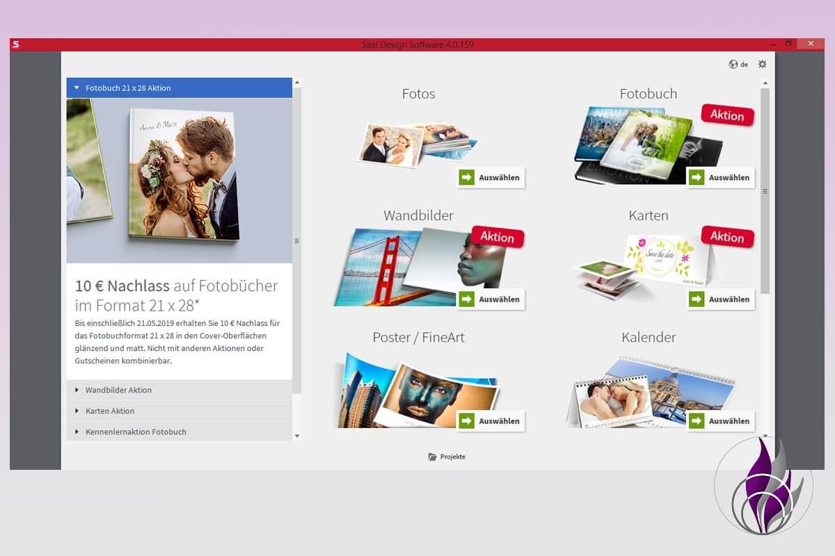 Saal Digital Fotoservice Produkte