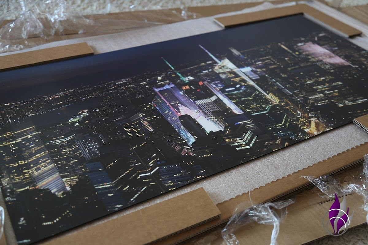 Saal Digital Wandbild Alu Dibond Bild Qualität