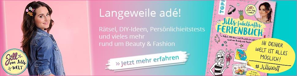Jills Welt Ferienbuch Ad