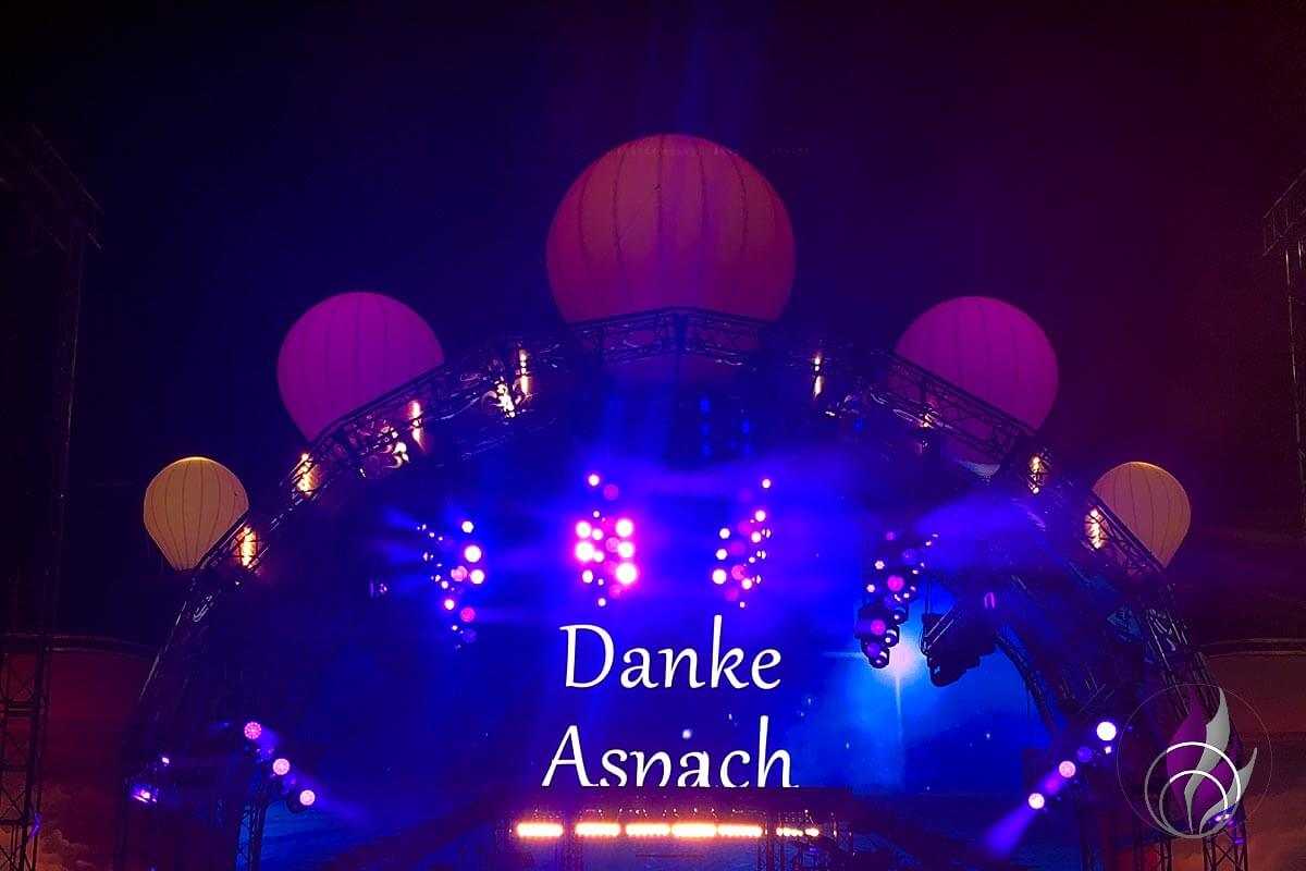 Andrea Berg Heimspiel 2019 Danke Aspach