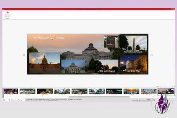 Fotobuch Saal Digital Bestellung Vorschau