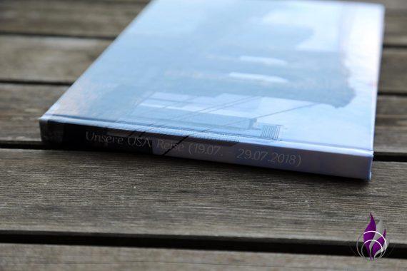 Cover Saal Digital Buchrücken Beschriftung Titel