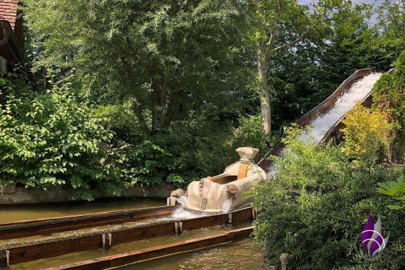 Tripsdrill 90 Jahre Wasserfahrt Mühlbachfahrt