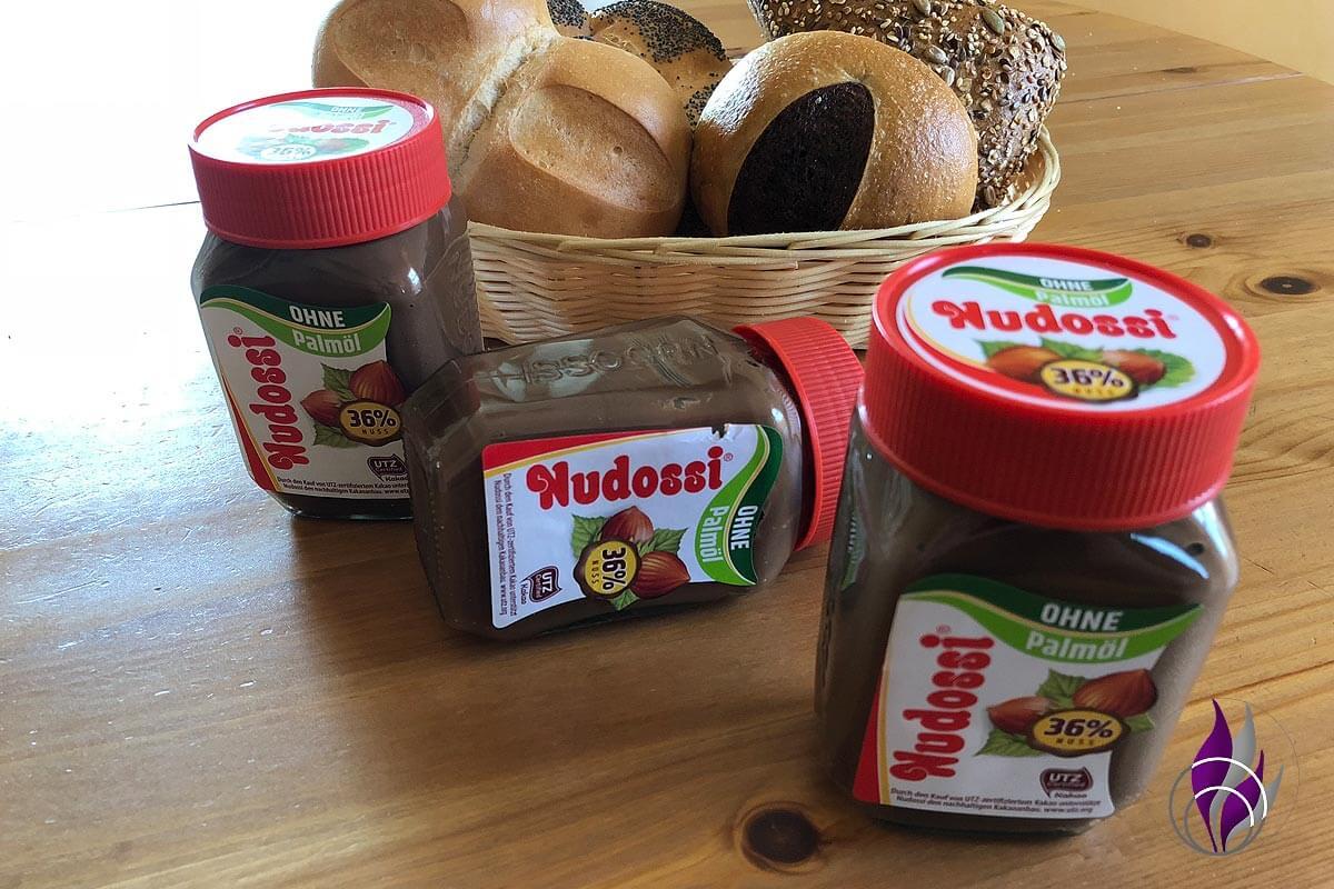 Nudossi ohne Palmöl