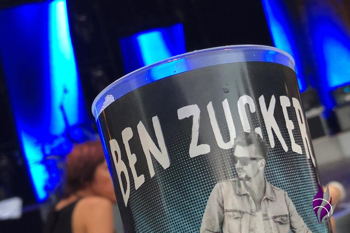 Ben Zucker Becher