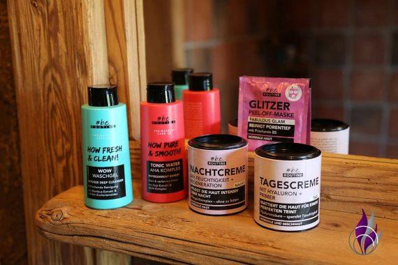 #be routine Produkte
