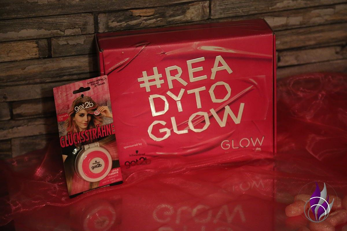GLOW Surprise Box Haarkreide got2b GLOWcon Berlin