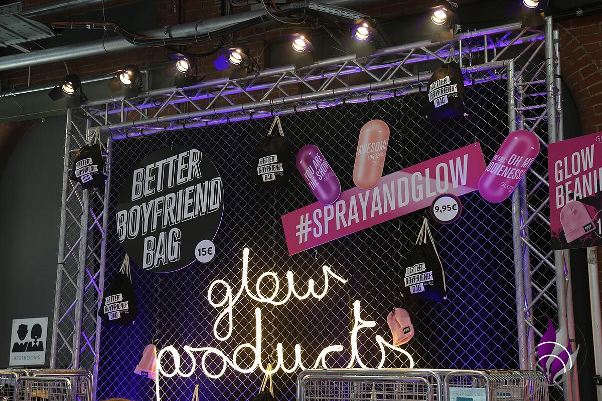 GLOW Products 2019 Berlin