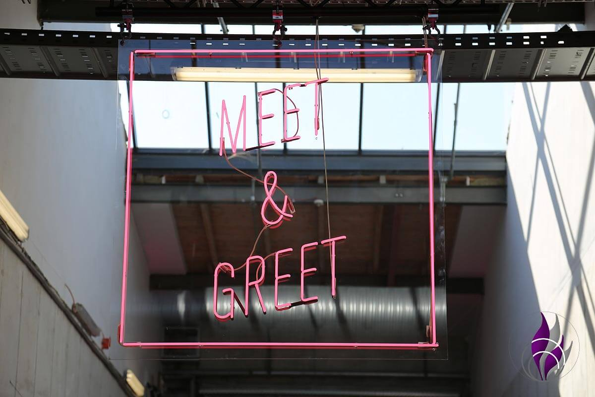 GLOW Berlin 2019 Meet & Greet