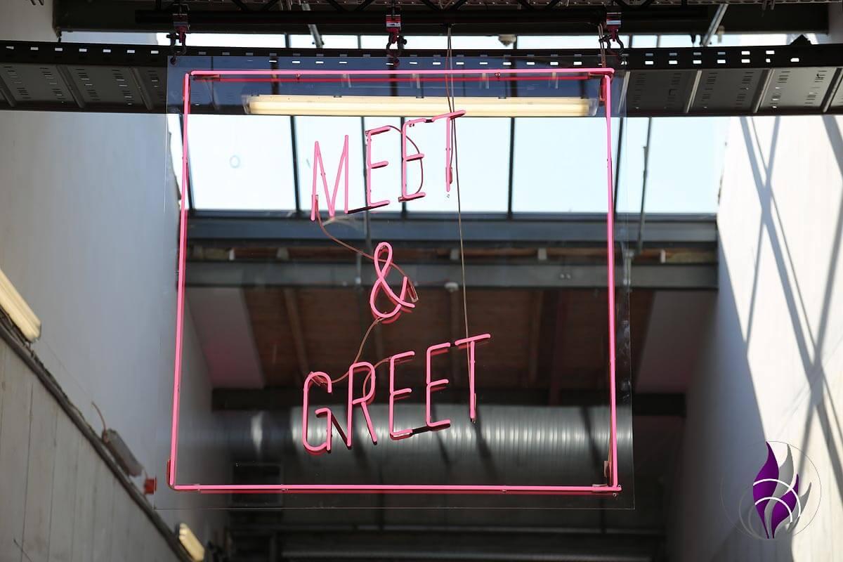 GLOW Berlin 2019 Meet & Greet