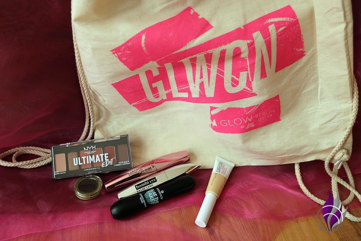 GLOWcon Goodie Bag Augen Make-up