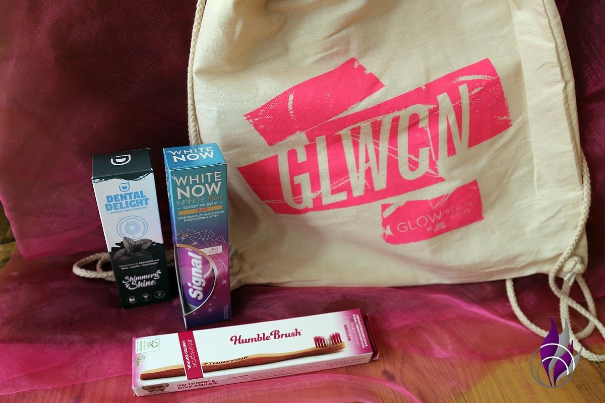 GLOW Goodie Bag Zahnpflege