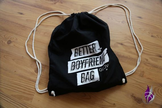 Better Boyfriend Bag GLOWcon 2019